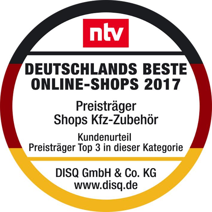 Deutschlands beste Onlineshops