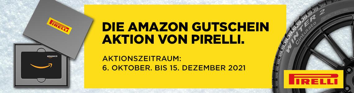 Amazon Aktion Pirelli