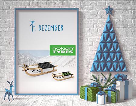 Gewinn Weihnachtskalender.Adventskalender 2018 Reifendirekt De