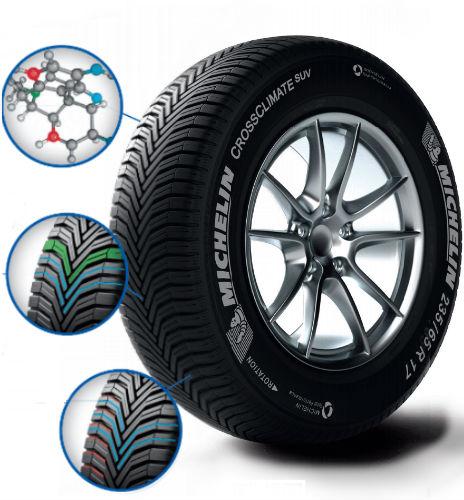 Michelin Crossclimate Suv Reifen Online Günstig Kaufen