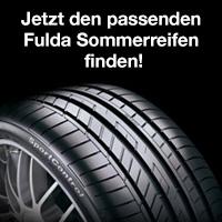 Jetzt den passenden Fulda Sommerreifen finden