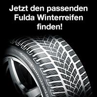 Jetzt den passenden Fulda Winterreifen finden